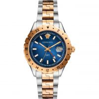 Unisex Versace Hellenyium GMT Watch
