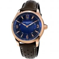 homme Frederique Constant Exclusive Horological Smartwatch Bluetooth Watch FC-282AN5B4
