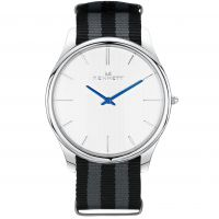 Herren Kennett Kensington Watch KSILWHBLGRYNATO