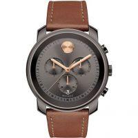 Mens Movado Bold Metals Chronograph Watch
