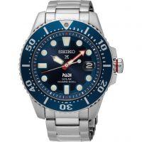 Herren Seiko Prospex Taucher PADI Special Edition solarbetrieben Uhren
