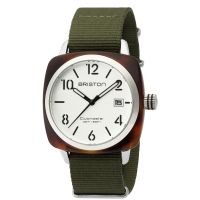 Unisex Briston Clubmaster Classic Acetate Watch 16240.SA.T.2.NGA