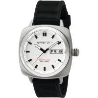 Unisex Briston Clubmaster Sport Steel Watch 16342.S.SP.2.RB