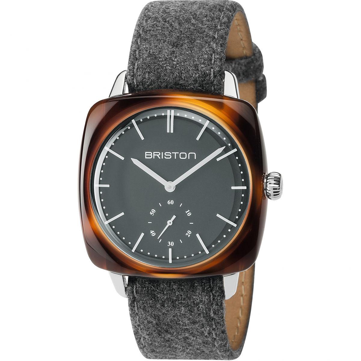 unisex briston clubmaster vintage acetate watch 17440 sa. Black Bedroom Furniture Sets. Home Design Ideas
