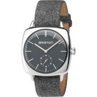 unisexe Briston Clubmaster Vintage Steel Watch 17440.PS.V.17.LFG