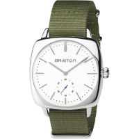 unisexe Briston Clubmaster Vintage Steel Watch 17440.PS.V.2.NGA