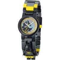 Childrens LEGO Batman Movie Batman minifigure link Watch