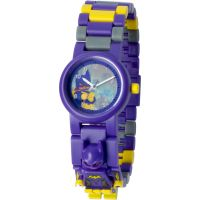 LEGO Batman Movie Batgirl minifigure link Kinderenhorloge Meerkleurig 8020844