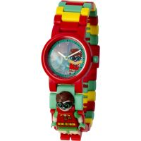 Orologio da Bambino LEGO Batman Movie Robin minifigure link 8020868
