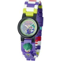 LEGO Batman Movie The Joker minifigure link Kinderenhorloge Meerkleurig 8020851
