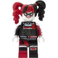 Childrens LEGO Batman Movie Harley Quinn minifigure clock Alarm