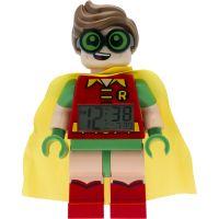 enfant LEGO Batman Movie Robin minifigure clock Alarm Watch 9009358