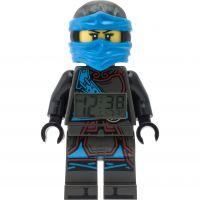Kinder LEGO Ninjago Zeit Twins Nya Minifigure Wecker Uhr