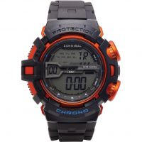 Kinder Cannibal Alarm Chronograph Watch CD287-26