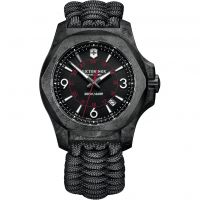 Herren Victorinox Swiss Army INOX Carbon Paracord Watch 241776