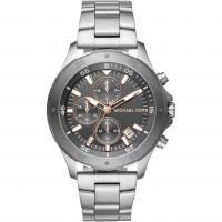 Mens Michael Kors Walsh Chronograph Watch