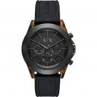 Herren Armani Exchange Exklusives Chronograf Uhr