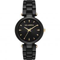 Damen Karl Lagerfeld Aurelie Uhren