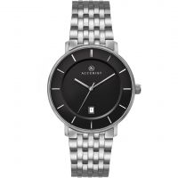 Mens Accurist London Classic Titanium Watch