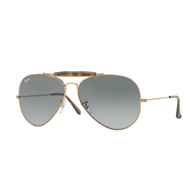 Mens Ray-Ban Outdoorsman II Sunglasses RB3029-197/71-62