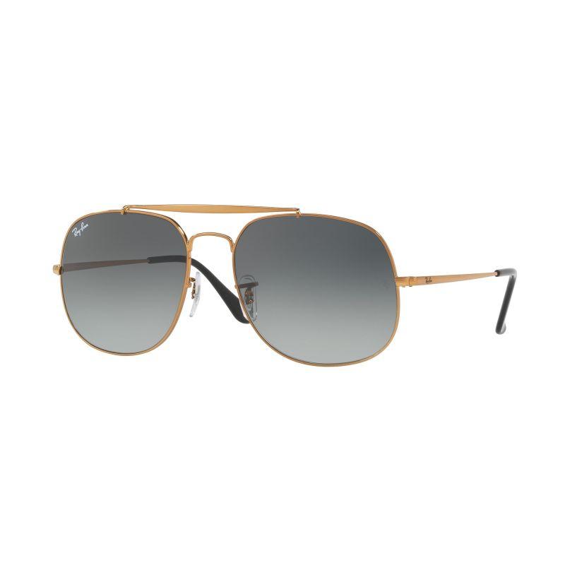 Mens Ray-Ban General Sunglasses RB3561-197/71-57