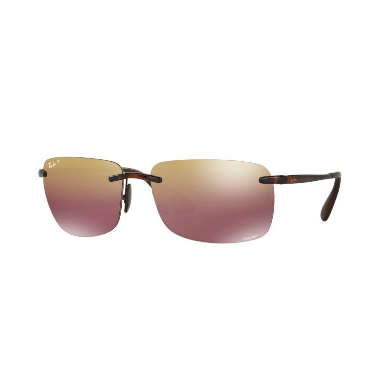 Mens Ray-Ban RB4255 Chromance Sunglasses RB4255-604/6B-60