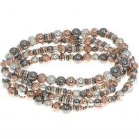 femme Nine West Jewellery Stretch Bracelet Watch 60457366-Z01