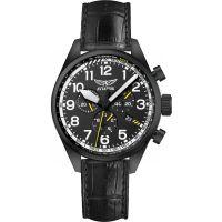 homme Aviator Airacobra P45 Chronograph Watch V.2.25.5.169.4