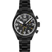 homme Aviator Airacobra P45 Chronograph Watch V.2.25.5.169.5