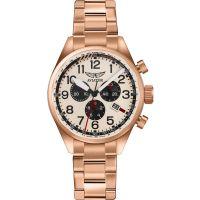 homme Aviator Airacobra Chronograph Watch V.2.25.2.173.5