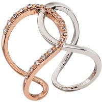 Ladies Fiorelli Stainless Steel Ring