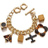 Orla Kiely Jewellery Charm Bracelet JEWEL