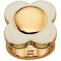 Damen Orla Kiely vergoldet Ring
