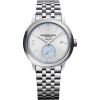 Raymond Weil Maestro Buddy Holly Special Edition Herenhorloge Zilver 2238-ST-BUDH1
