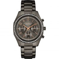 Damen Caravelle New York Melissa Chronograph Watch 45L161