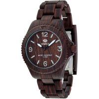 homme Marea Wood Look Watch 35295/9