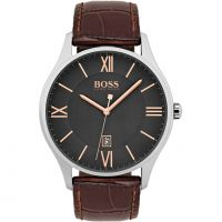 Hommes Hugo Boss Governor Montre
