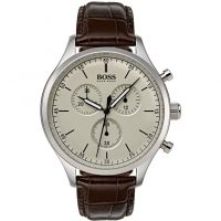 Mens Hugo Boss Companion Chronograph Watch