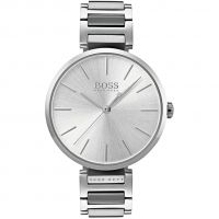 Hugo Boss Allusion Dameshorloge Zilver 1502414