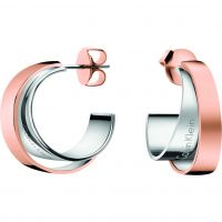 Gioielli da Donna Calvin Klein Jewellery Unite Earrings KJ5ZPE200100
