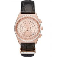 Damen Michael Kors Chronograf Uhr
