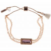 Lonna And Lilly Beaded Slider Bracelet JEWEL