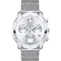 Herren Movado Bold Thin Chronograph Watch 3600371