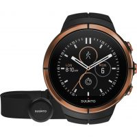 unisexe Suunto Spartan Ultra Bluetooth GPS Copper Special Edition Alarm Chronograph Watch SS022944000