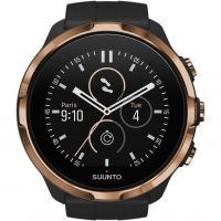Unisex Suunto Spartan Sport Wrist HR Bluetooth GPS Copper Special Edition Alarm Chronograph Watch