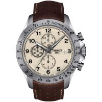 Mens Tissot V8 Automatic Chronograph Watch