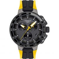 Herren Tissot T-Bike Tour De France Special Edition Chronograf Uhren