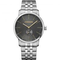 Herren Wenger Urban Classic Petite Seconde Watch 011741106