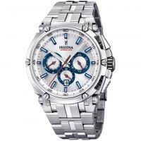 Herren Festina Chronobike 2017 Chronograph Watch F20327/1