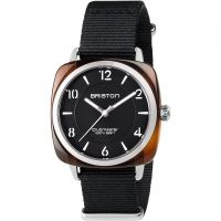 Damen Briston Clubmaster Chic Acetate Watch 17536.SA.T.1.NB